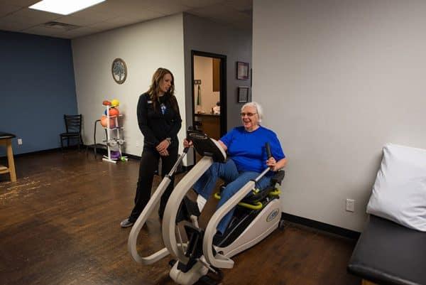 Miami Facility therapy session
