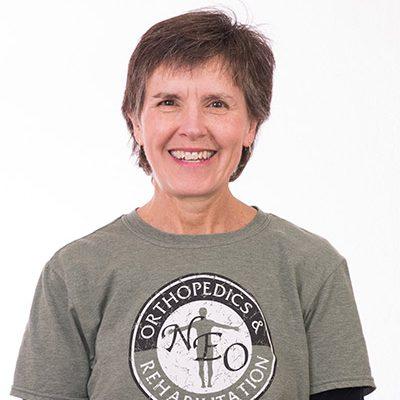 Laurie Griener, OT